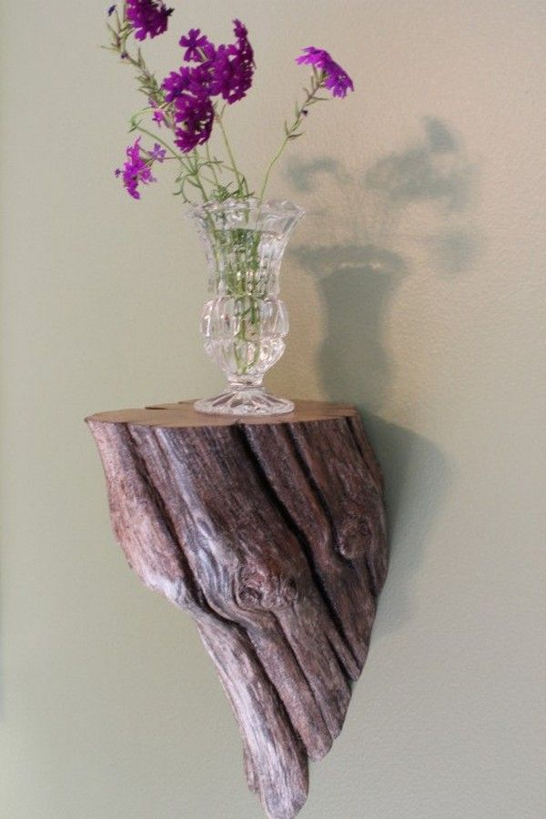 Photo of Tree stump home decoration ideas that you can easily make