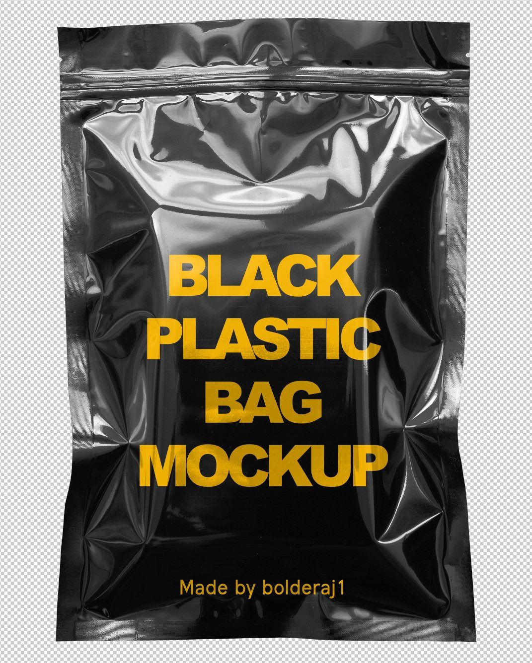 Download Black Plastic Bag Mockup Bag Mockup Plastic Bag Online Bags