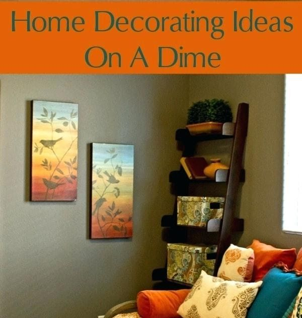 Home Decorating A Budget Decorting Ides Diy D On Easy Diy