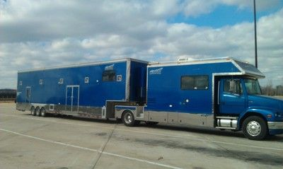 Renegade Toter And Trailer For Sale 125 000 00 Toterhome Ideas