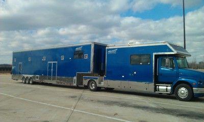 Yes | Toterhome Ideas | Big rig trucks, Custom trucks, Recreational