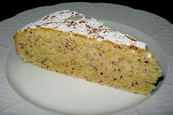 Amaretto - Mandel - Kuchen von chummelchen | Chefkoch