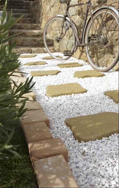 Epingle Par Leroy Merlin Sur Sol Exterieur Terrasse Jardin Jardins Deco Jardin