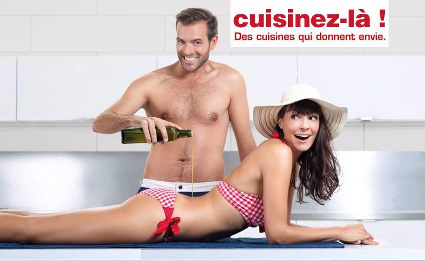 Publicite Sexiste Par La Marque Cuisinella Ou Cuisinez La Pub