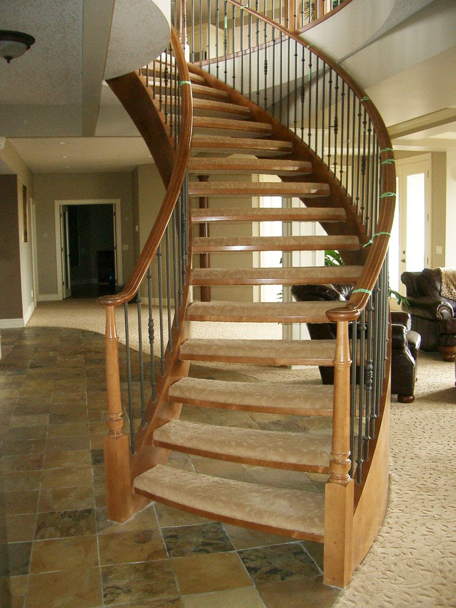 open stairs   Staircase design, Stairs design, Staircase
