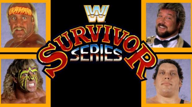 Survivor Series 89 Survivor Series Survivor Big Boss Man