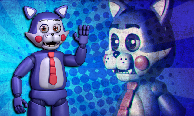 Five Nights At Candy'-s old animatronics by hookls on DeviantArt
