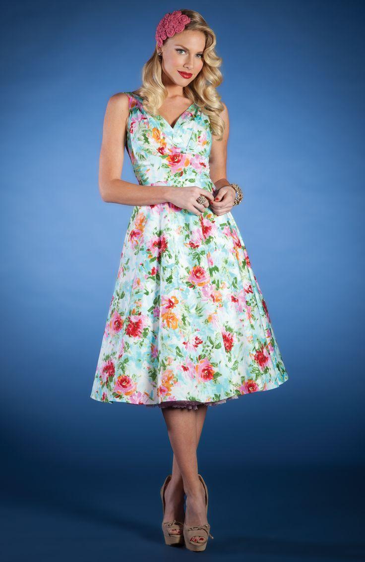 Simple Summer Cocktail Dresses   My best dresses   Pinterest ...