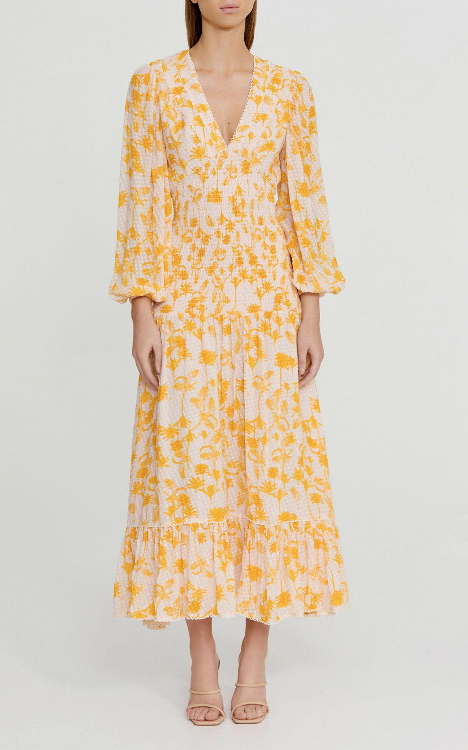 Bernadette Printed Swiss Dot Maxi Dress By Significant Other For Preorder On Moda Operandi Fashion Knit Mini Dress Maxi Dress [ 2560 x 1598 Pixel ]