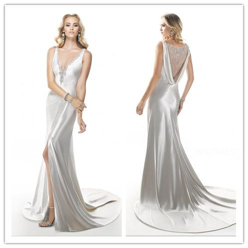 bridesmaid dresses old hollywood style - Google Search | dress ...