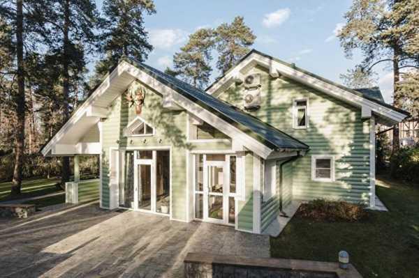 Красивые крыши домов – Красивые крыши частных домов: фото ...