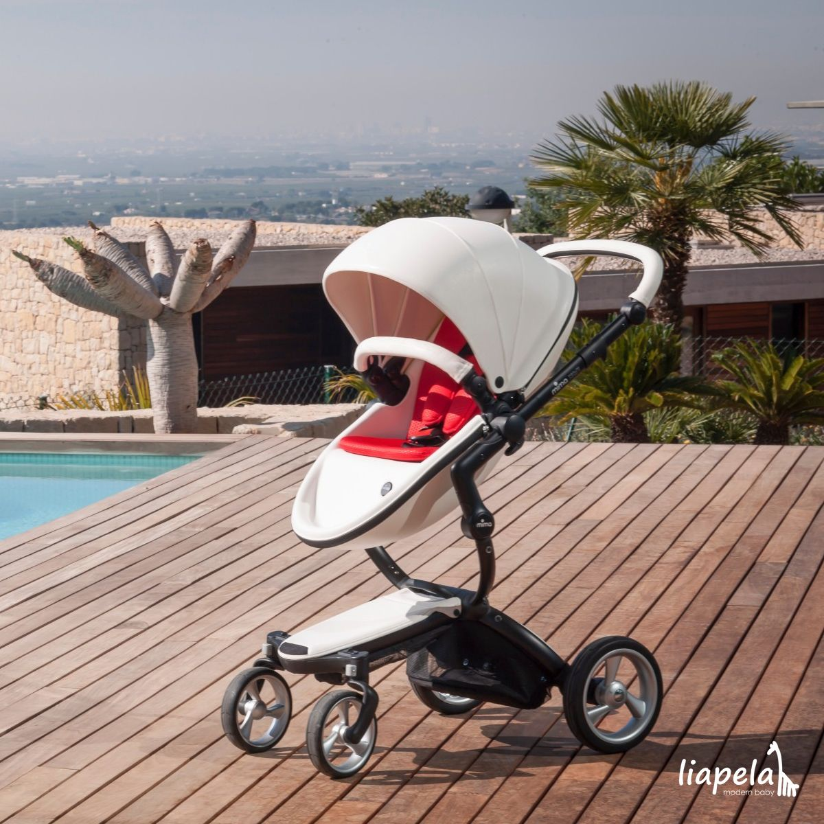 Mima Xari Stroller Black Chassis Baby strollers, Baby