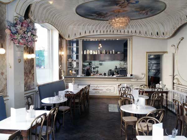 La mercerie le n o salon de th bruxelles pastry - Salon tourisme belgique ...