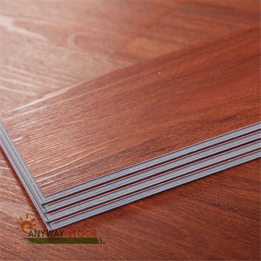 4mm Lvt Vinyl Waterproof Spc Flooring Interlocking Tile Vinyl Plank Lvt