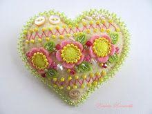 Un cuore di feltro