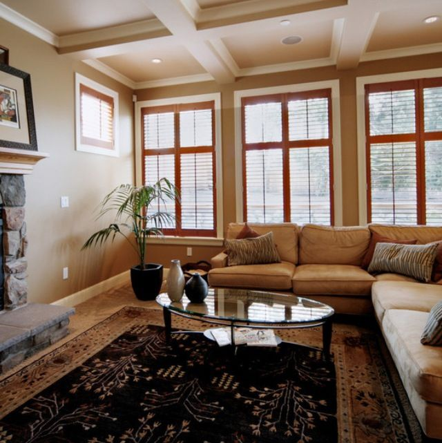 12+ Living room colors with white trim information