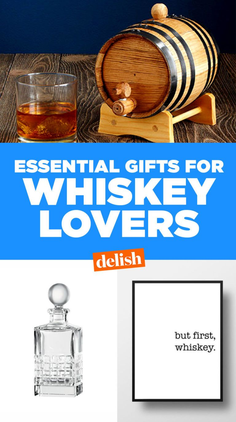 20 gifts your whiskeyloving friends will go bonkers over