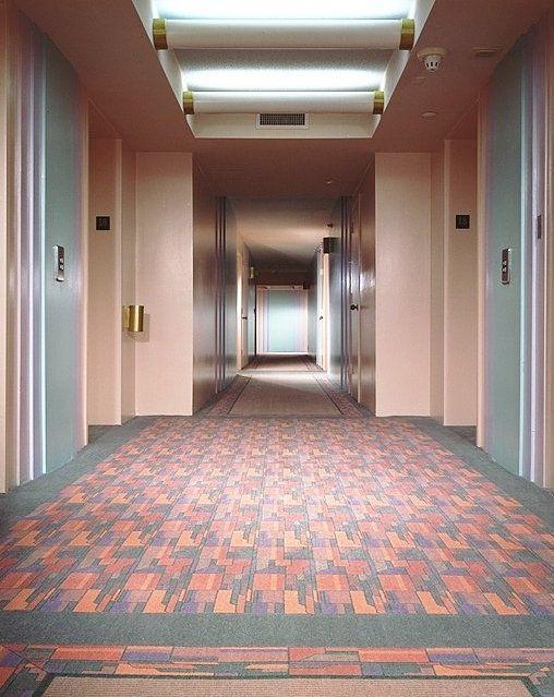 80s design b pila design studio the shining esque for Innenarchitektur 80er
