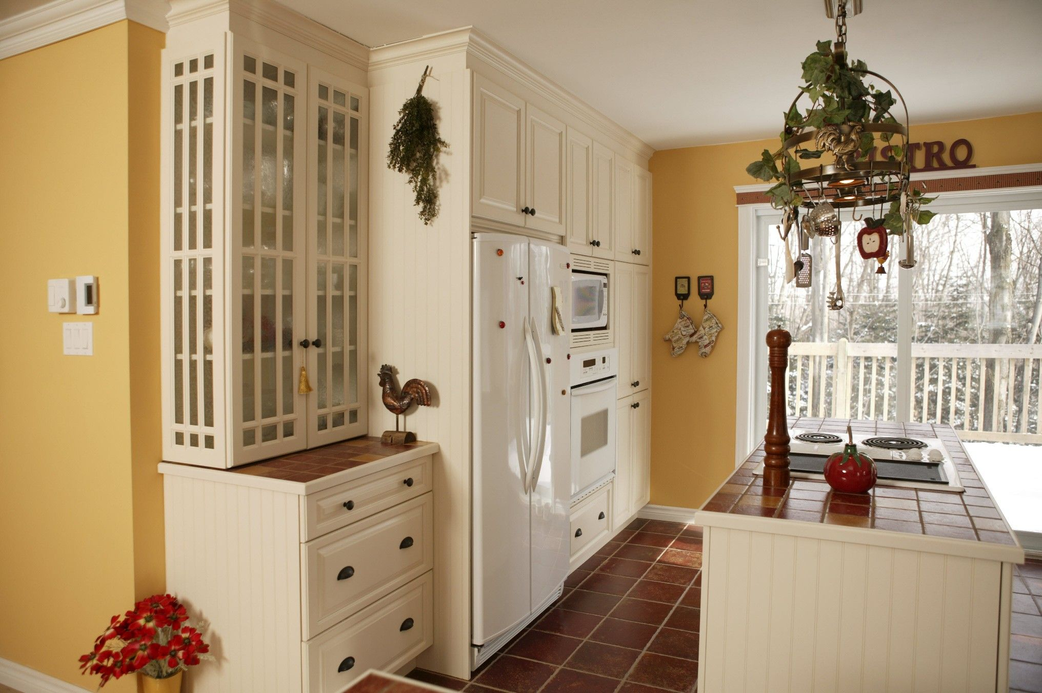 Tuscan Style Kitchen Cabinets For Your