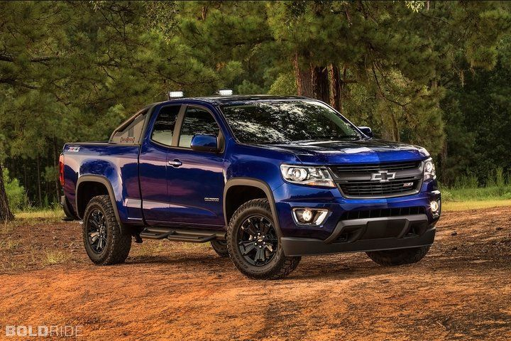 Chevy Colorado Z71 Trail Boss Is The Truck We Ve Wanted