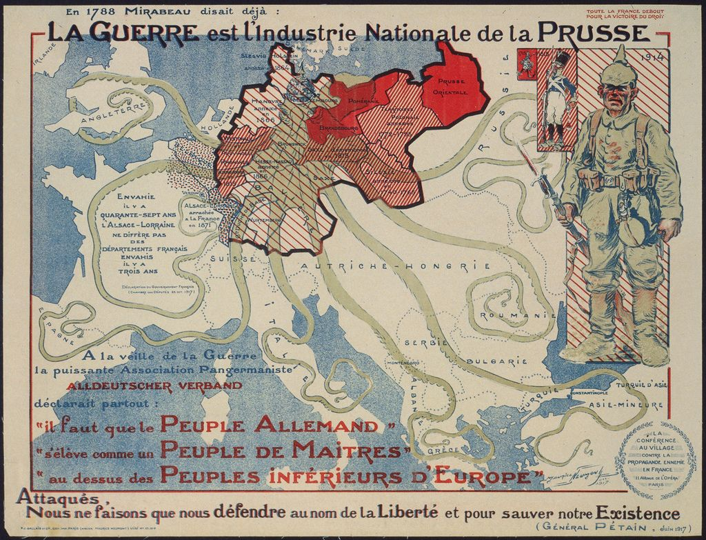 510 war is the national industry of prussia prussia genealogy 510 war is the national industry of prussia world war iwwihistorical mapsprussiainteractive gumiabroncs Choice Image