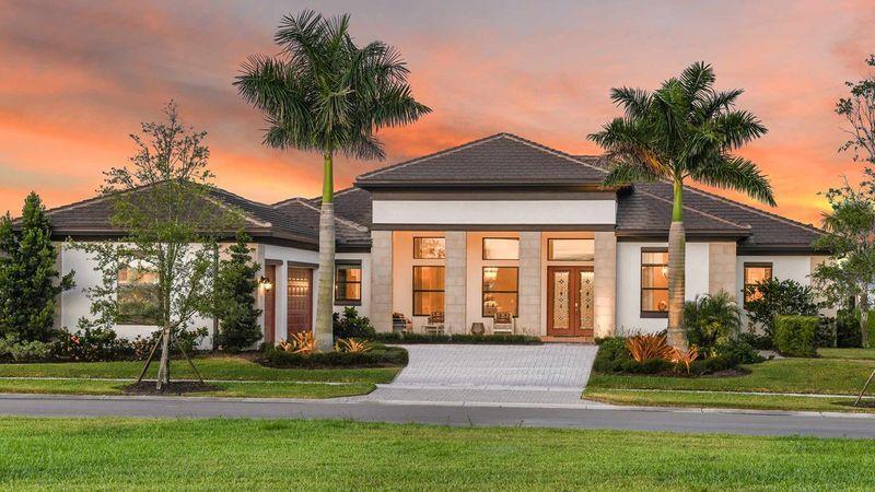 9077 Artisan Way Martin At Artistry Sarasota In Sarasota Fl Now Available For Showing By Pamela Nadalini Real Estate Buyers Model Homes Sarasota