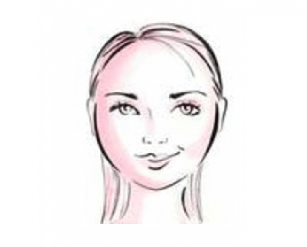 Hairstyles for Women With Round Faces | Face shapes, Round ...