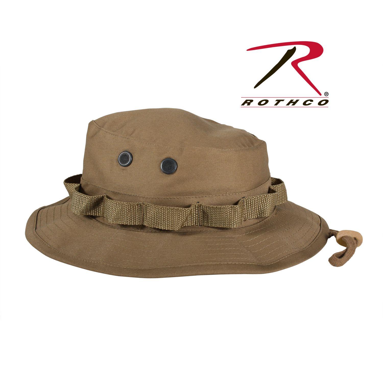 ea5dd1ec2f4 Rothco Coyote Brown Boonie Hat