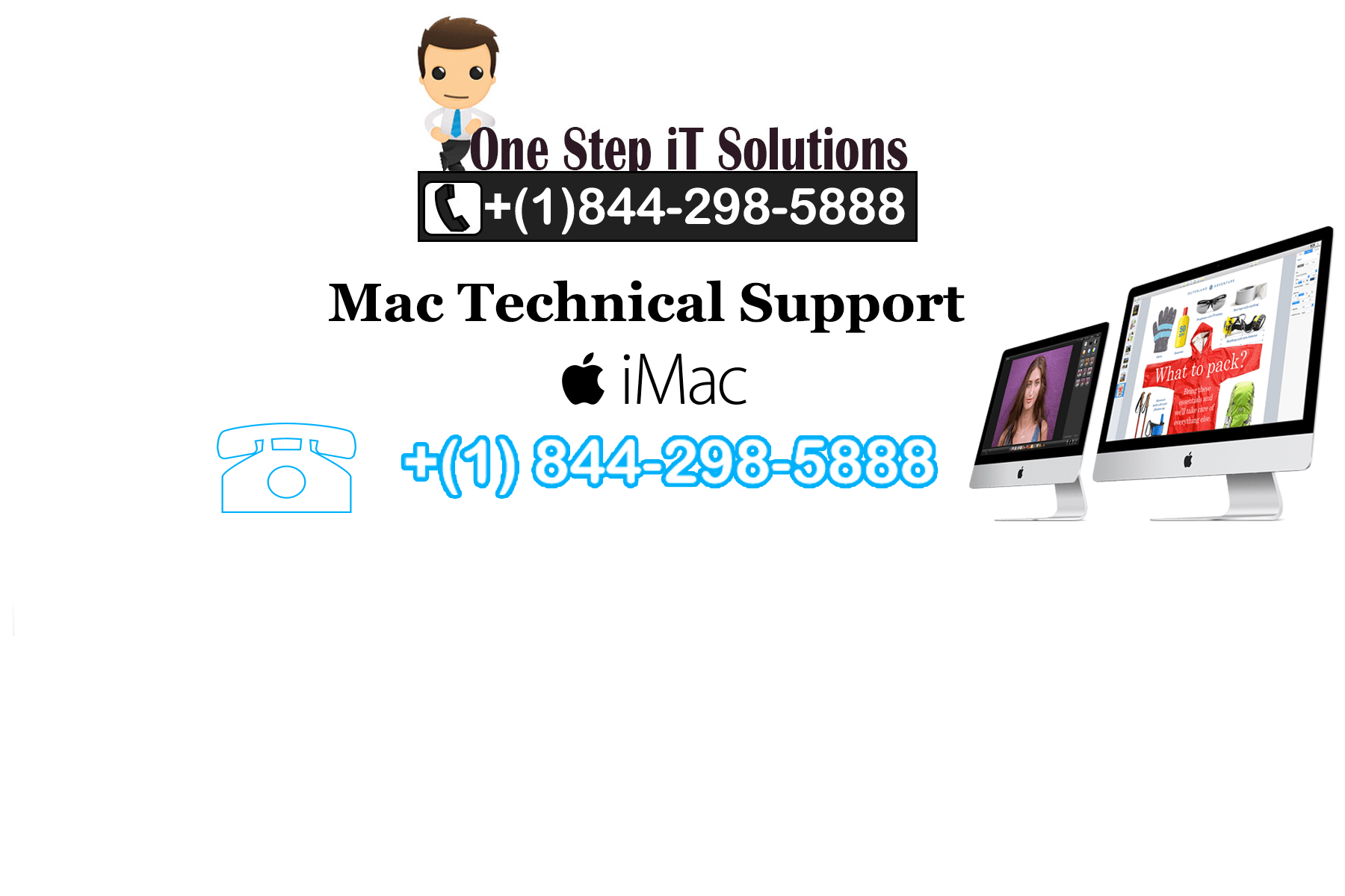 Contact Apple for Mac Technical Support and service