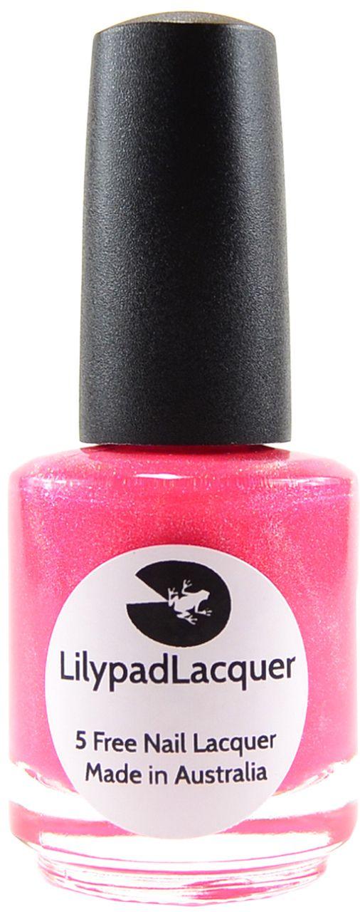 Lilypad Lacquer Bubble Yummo , Free Shipping at Nail Polish Canada