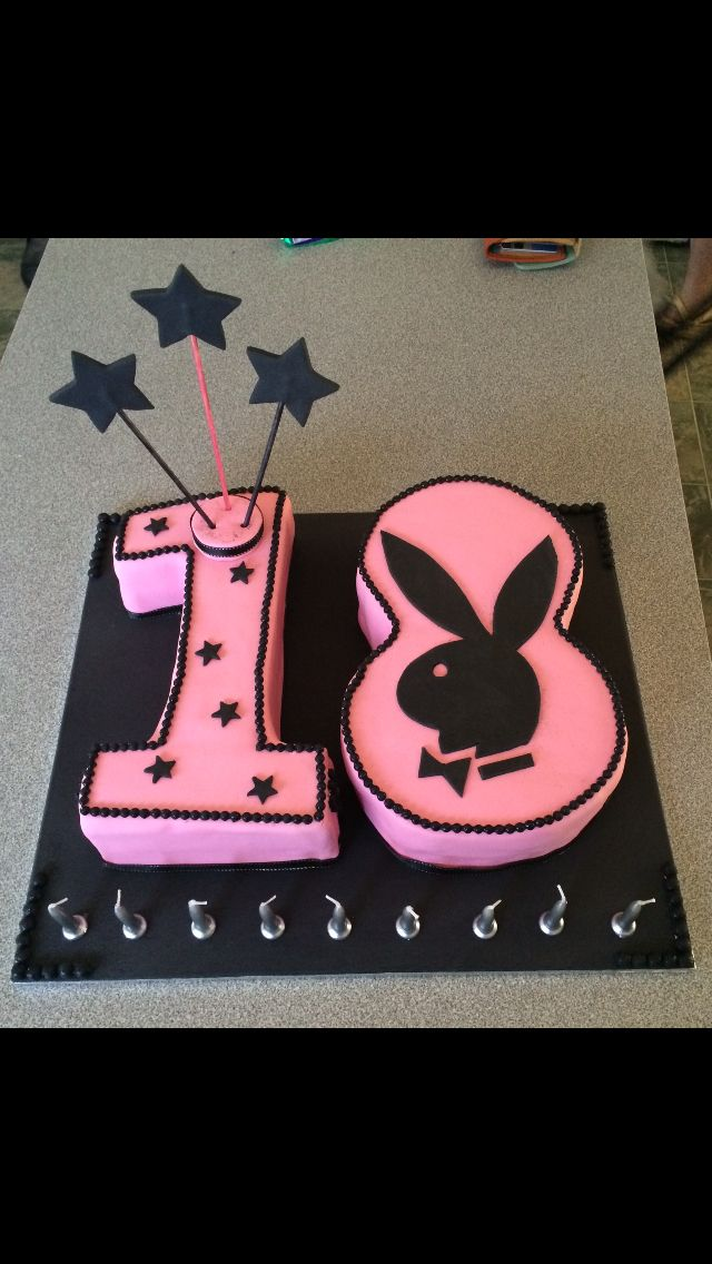 Playboy bunny | cakes I\'ve made ! | Pinterest | Playboy bunny and Cake