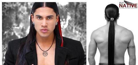 Long Hair Native American Men Native American Actors Long Hair Styles Men