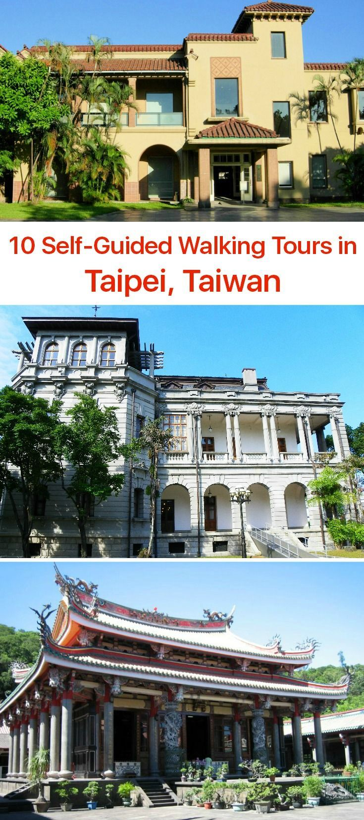 The capital of Taiwan,Taipei, is a bustling metropolis