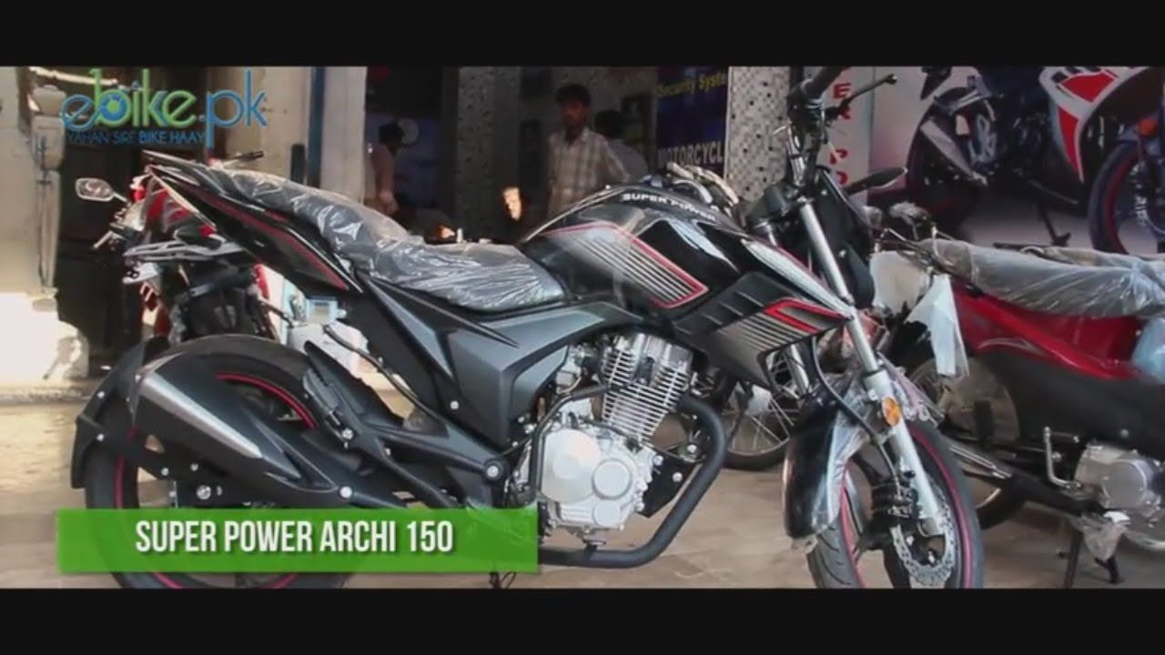 Super Power 150 Archi 2017 2018 Bike Review Part 1 Top Speed