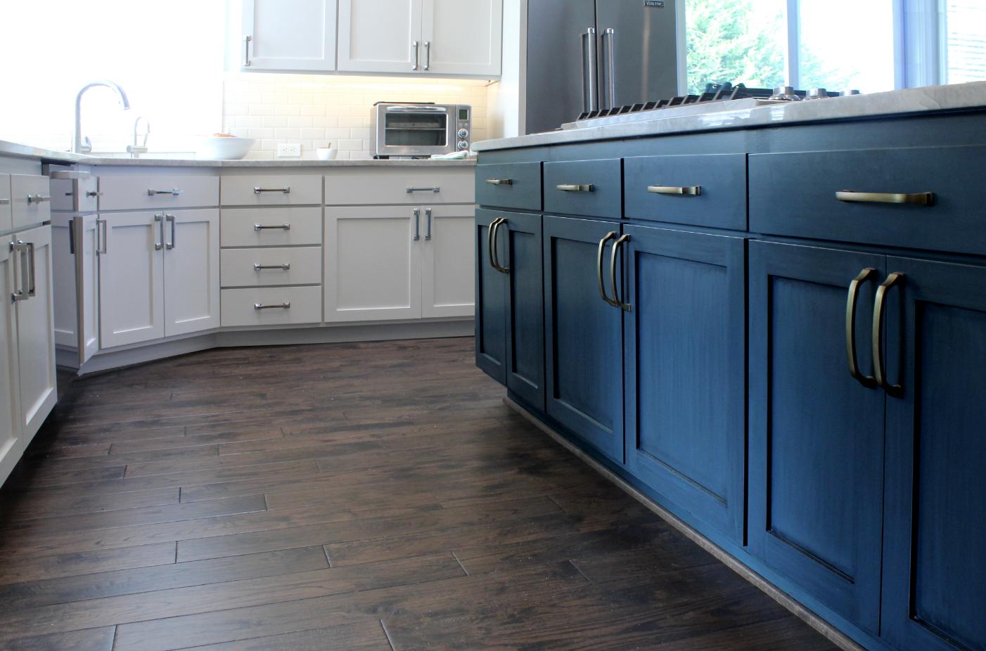 Main Cabinets Color Is Benjamin Moore Paint Color Pale Oak