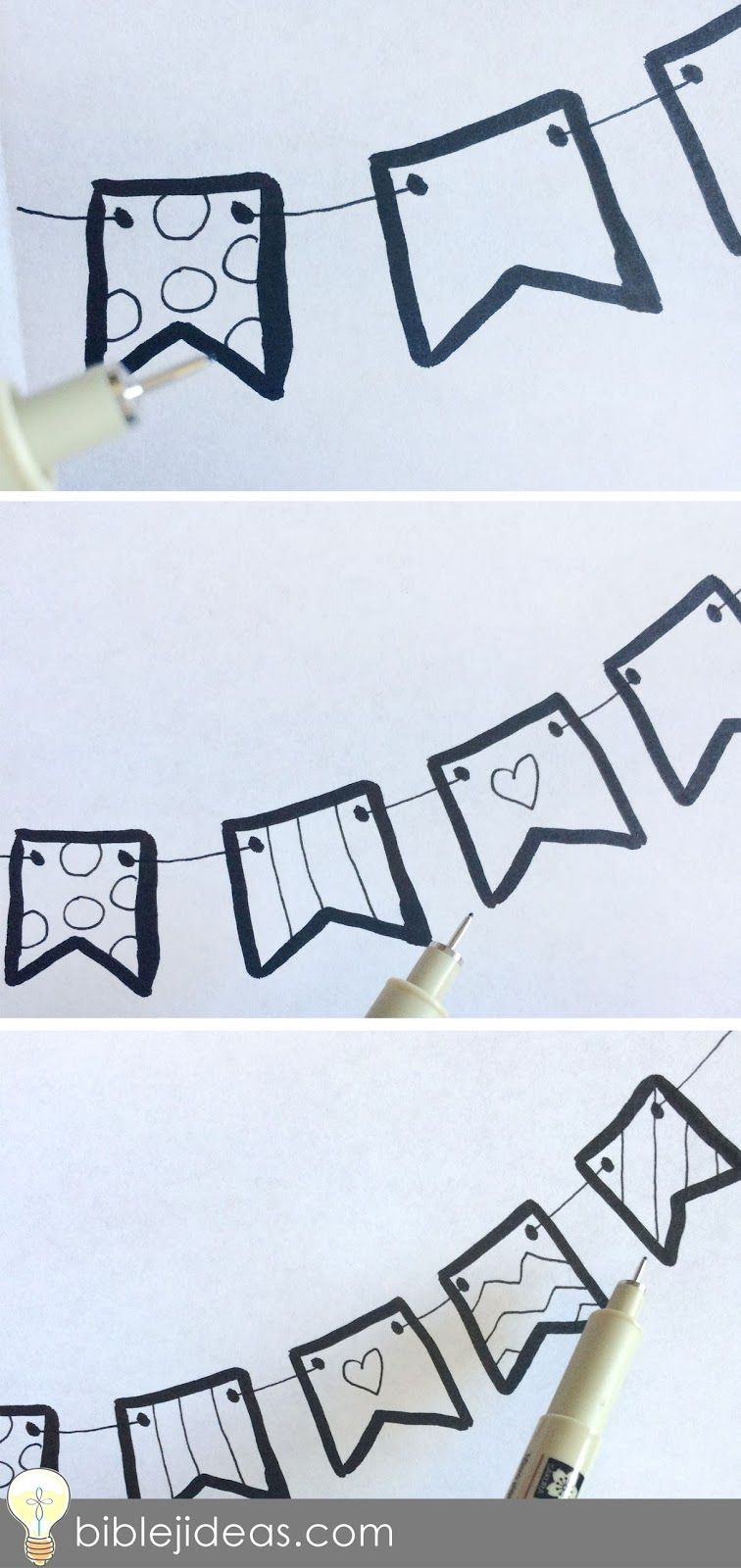 A Simple Banner You Can Draw Today (With images) | Banner ...