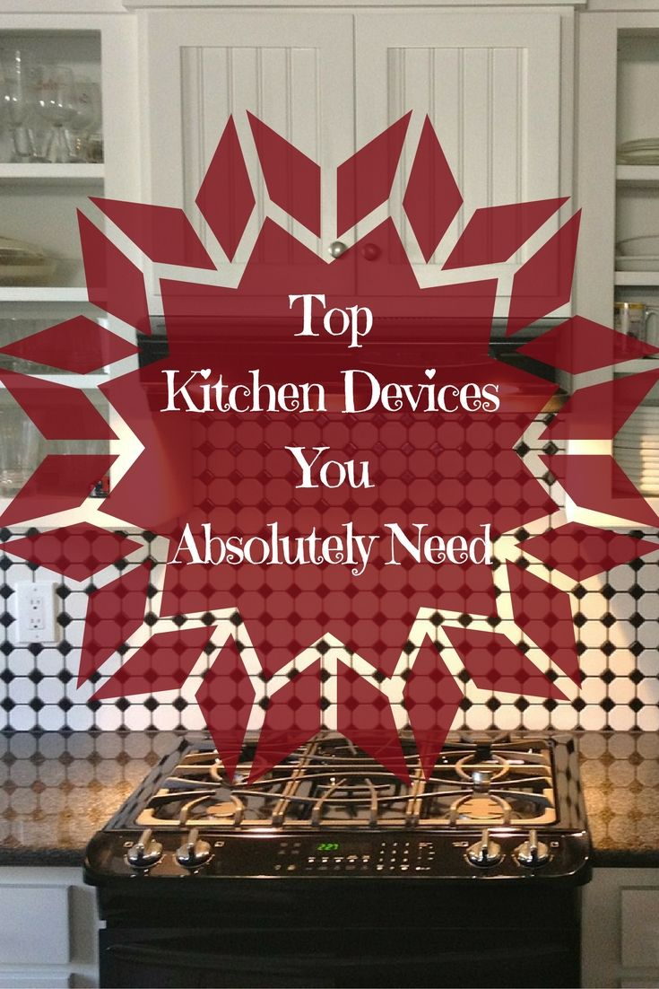 3 Awesome and Best Kitchen Gadgets You Must Have! | Pinterest