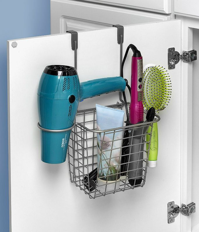 Attractive 18 Space Saving Ideas For Your Bathroom. Basket OrganizationCloset  OrganizationOrganization For Small ...
