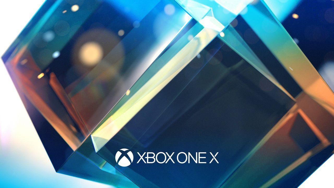 Xbox One X 4k E3 2017 Xbox One Xbox Xbox One Background