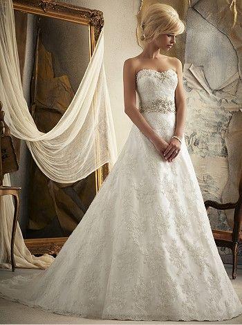 Mori Lee Brautmoden Brautkleider Hochzeitskleider ...