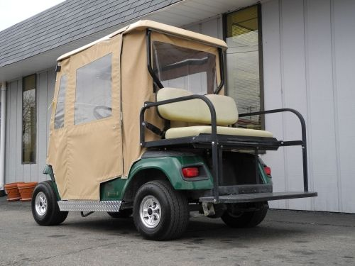 If you're not using your golf cart all year round, then ...