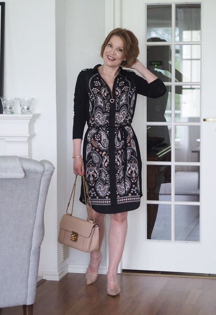 Oasis kjole, voksen hunn stil