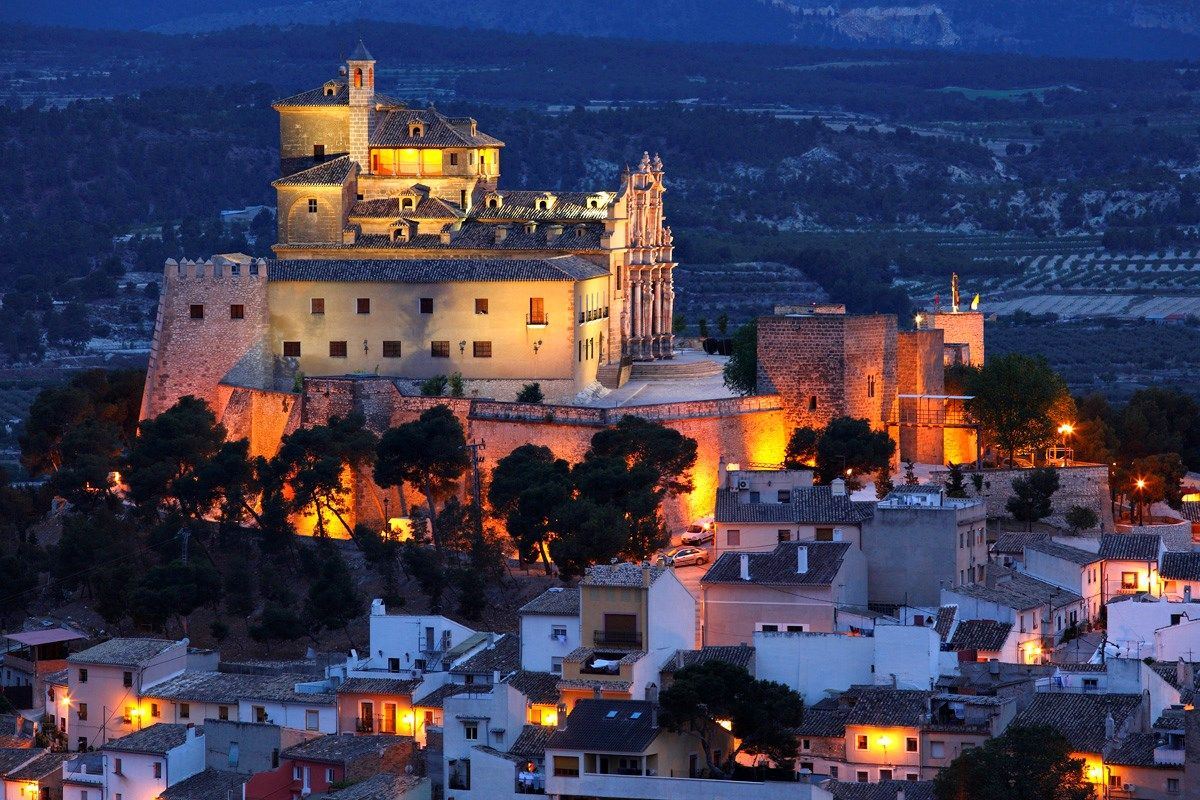 Caravaca de la Cruz (Murcia) (con imágenes) | Viajar por españa ...