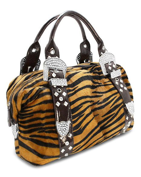 Snooki Launches a Line of Animal Print, Studded Handbags - Us Weekly