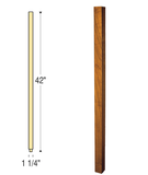Best Craftsman Square Wood Baluster C 5060 A Staircase 400 x 300
