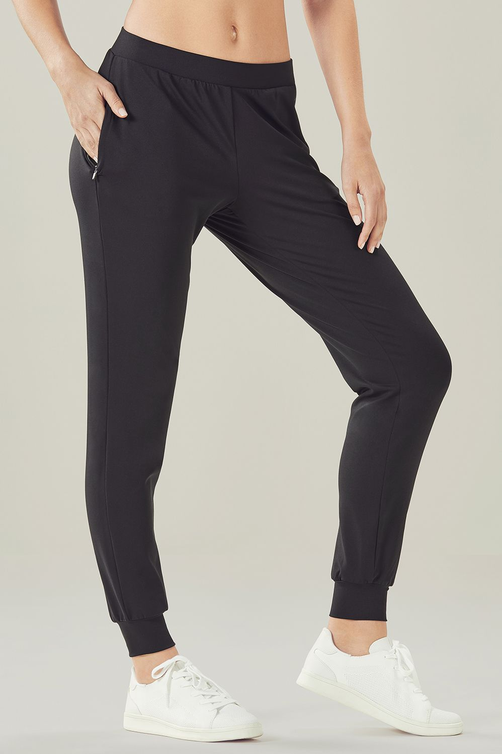 f4f045b986 Fabletics Venetia Jogger Pants Womens Black Size XXL | Products ...