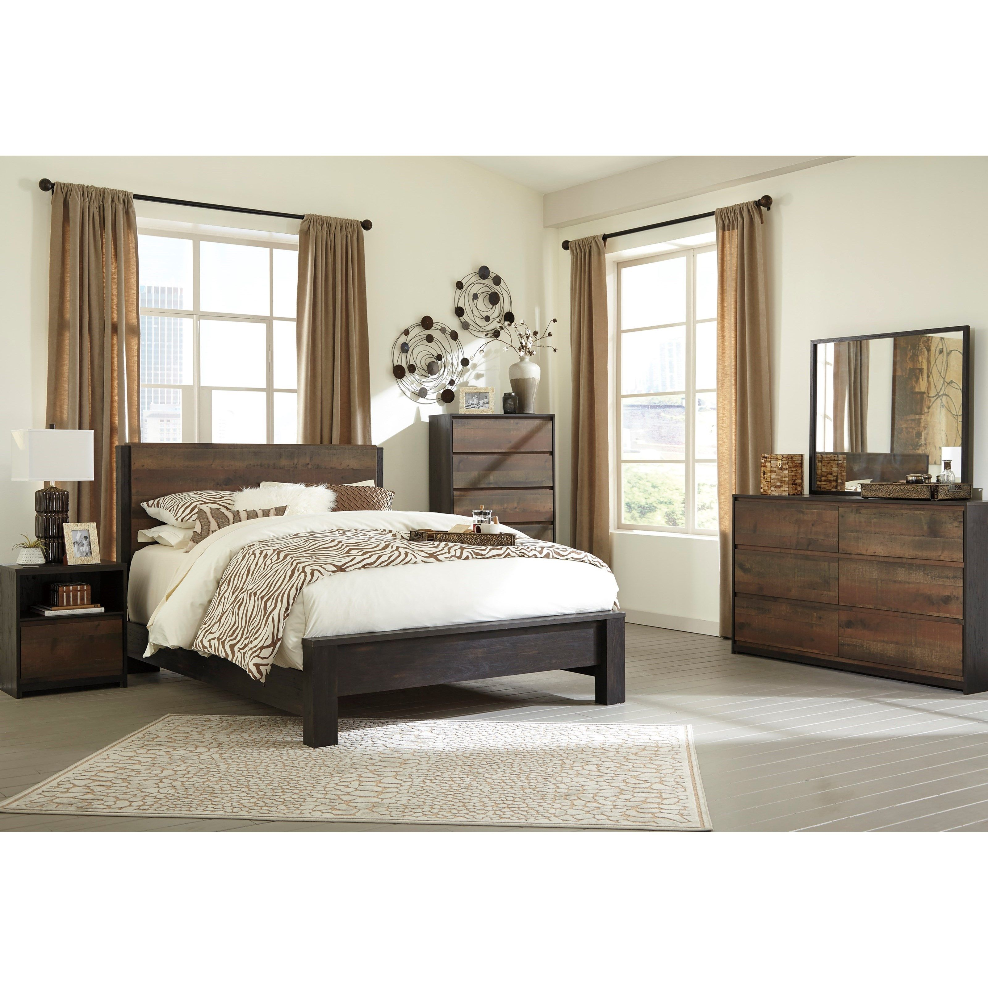 Windlore Queen Bedroom Group By Signature Design By Ashley Furniture