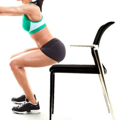 chair squats at home for squats stand with your legs
