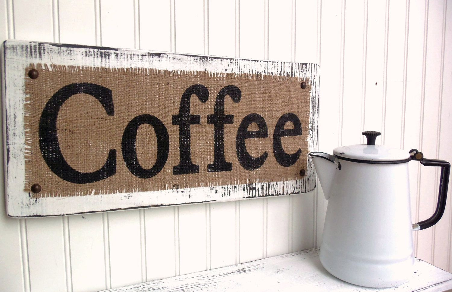 Coffee Burlap Distressed Kitchen Sign  Craft Ideas. Cool Room Lights. Decorative Wall Alphabet Letters. Cheap Outdoor Wedding Decorations. How To Build A Room Addition Yourself. Hotels With Jacuzzi In Room In Boston. White Laundry Room Cabinets. Decorative Stones For Vases. Decorative Wooden Chest