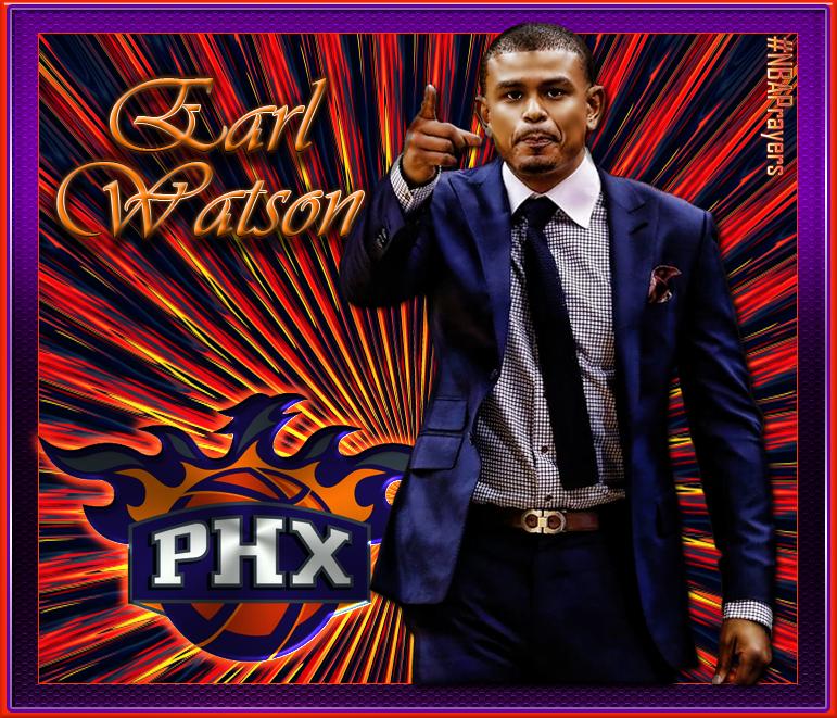 NBA Coach - Earl Watson